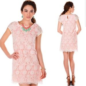 Francescas lace dress